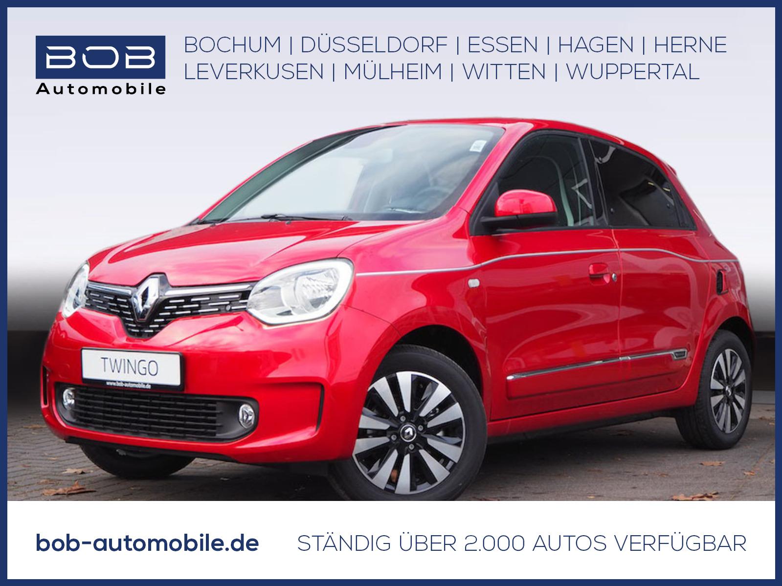 Renault Twingo Intens TCe 90 SHZ KLIMA LM-Felgen BT USB, Jahr 2020, Benzin