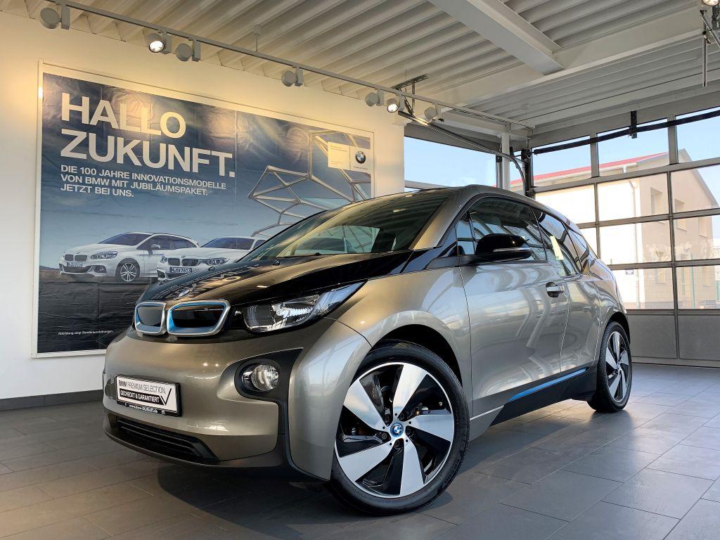 BMW i3 94 Ah LED+DAB+NAVIprof+el.GLASDACH+SCHNELL-La, Jahr 2017, Elektro