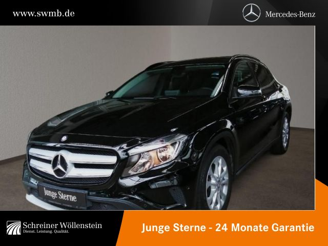 Mercedes-Benz GLA 200 Style*7G-DCT*akt.Parkassistent*Tempomat*, Jahr 2016, Benzin