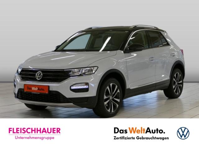 Volkswagen T-Roc United 1.5 TSI ACT Navi+ACC+PDC+17''+Telefon, Jahr 2020, Benzin