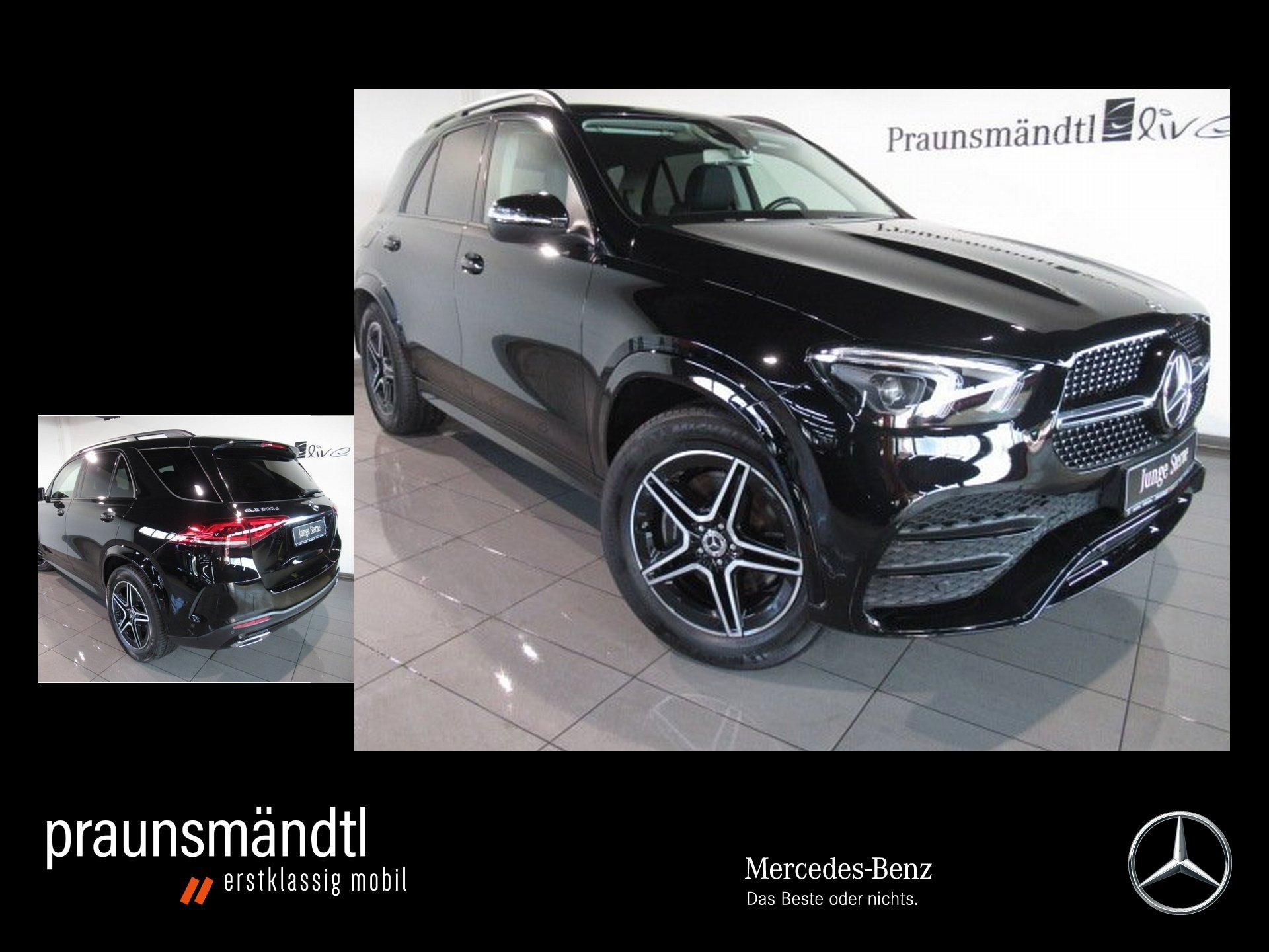 Mercedes-Benz GLE 300 d 4M AMG Night AHK/Widescr/Kamera/7-Sitz, Jahr 2019, Diesel