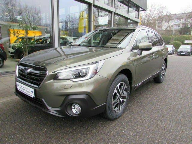 Subaru Outback 2.5i Comfort Navi Schiebedach Ru, Jahr 2019, petrol