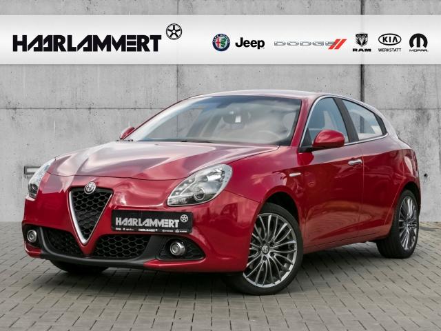 Alfa Romeo Giulietta Super 2.0 JTDM+PDC+SHZ+NAVI+WKR+SKR, Jahr 2016, Diesel