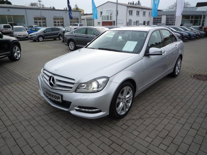 "Mercedes-Benz C 200 Klasse ""Avantgarde"" Xenon Navi SH PDC ..., Jahr 2012, diesel"