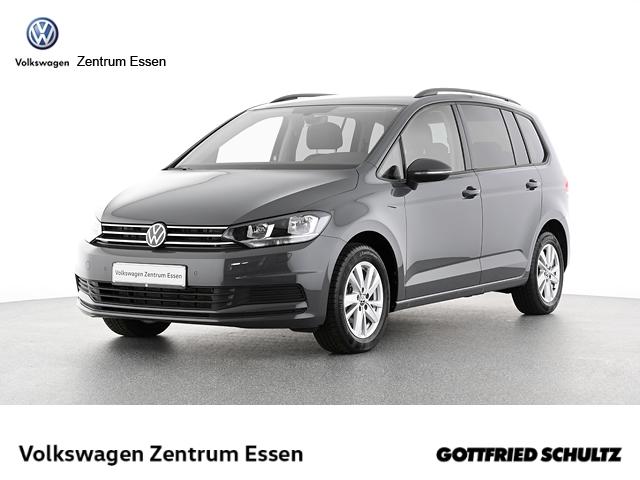 Volkswagen Touran Comfortline 1 5 TSI DSG 7-Sitzer RK SHZ DAB, Jahr 2020, Benzin