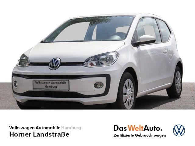 Volkswagen up! 1.0 move up! Klima Sitzheizung Bluetooth, Jahr 2018, Benzin