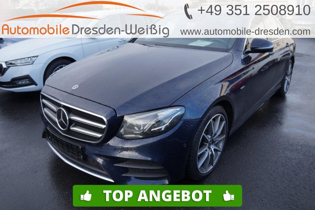 Mercedes-Benz E 350 d Avantgarde AMG*Comand*Widescreen*Distr., Jahr 2020, Diesel