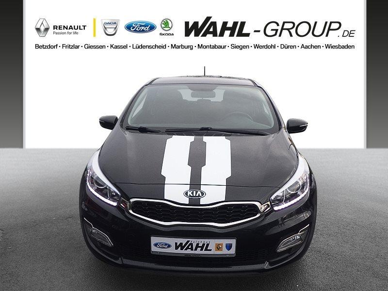 Kia pro_cee'd Vision 1,6 GDI Coupe` RFK Klima PDC, Jahr 2014, Benzin