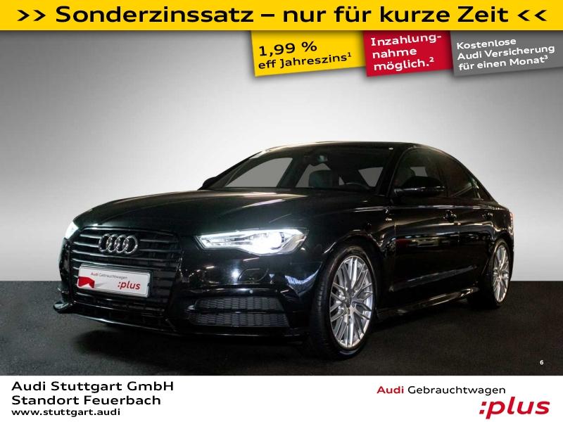 Audi A6 Limousine 2.0 TDI S line Xenon Kamera Navi, Jahr 2017, Diesel
