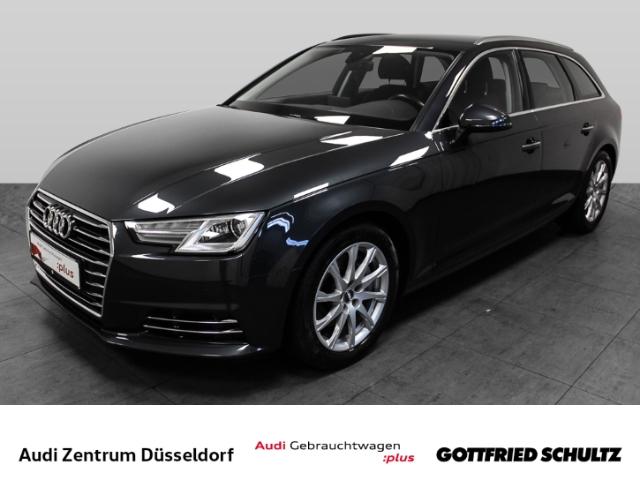 Audi A4 Avant design 2.0 TDI ultra 140(190) kW(PS) S tr, Jahr 2017, Diesel