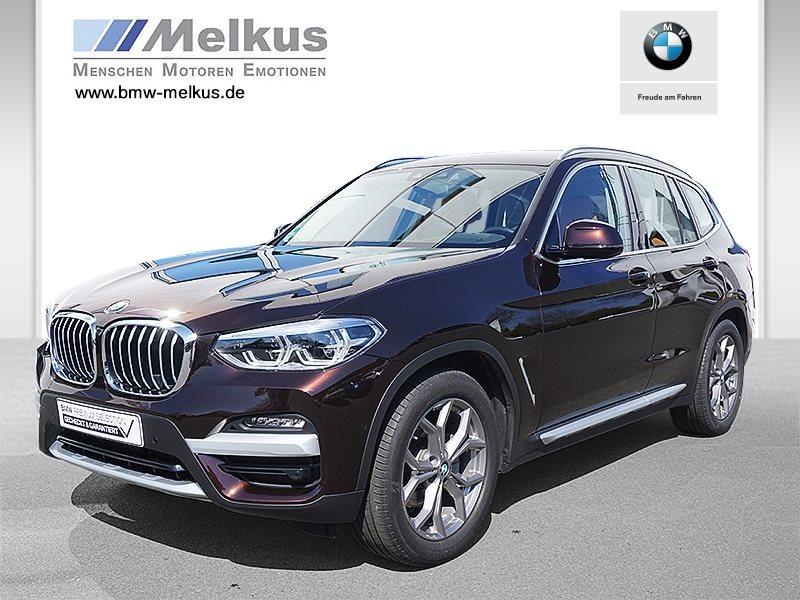 BMW X3 xDrive20d xLine 19 LM Head-Up HiFi LED WLAN AHK, Jahr 2020, Diesel