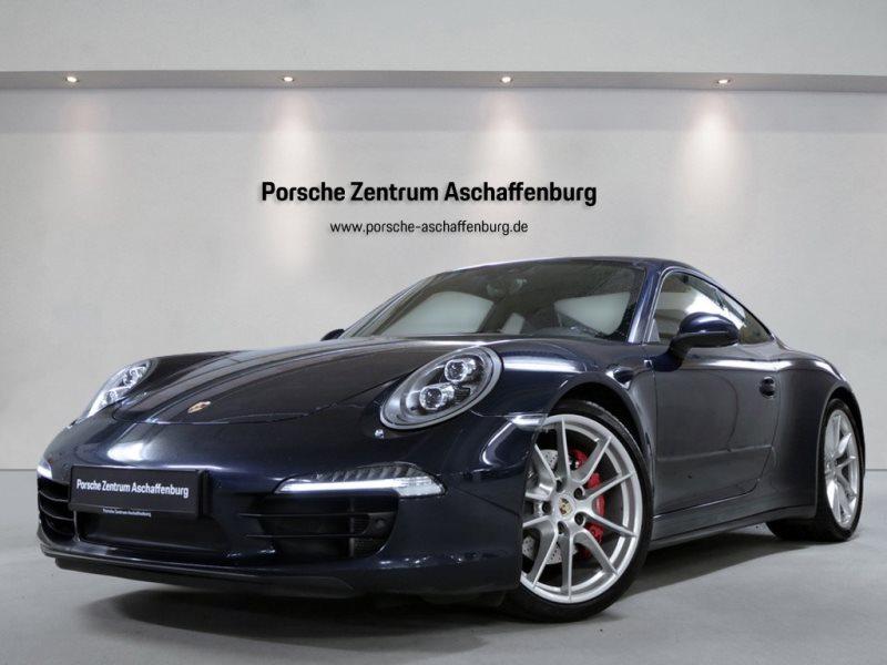 Porsche 911 Carrera 4S LEDPlus Optionspaket 50 Jahre, Jahr 2013, Benzin