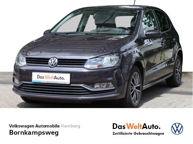 Volkswagen Polo 1.2 TSI BMT Allstar CLIMATRONIC/PDC/SITZHZG, Jahr 2017, Benzin