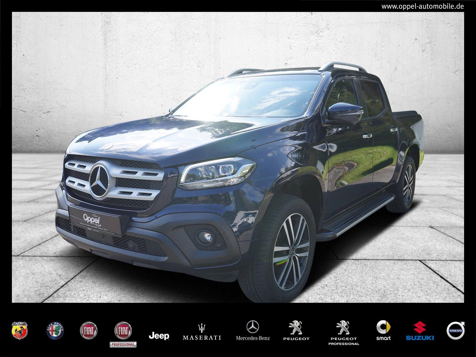 Mercedes-Benz X 250 +COMAND+360° KAMER+LES+TEMPOMAT+PTS+SITZH., Jahr 2018, Diesel