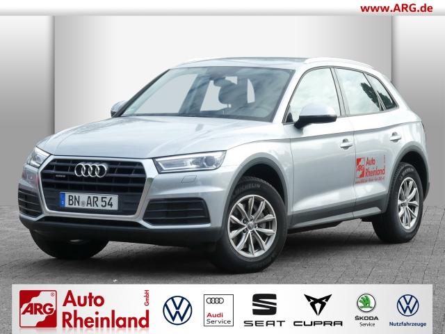 Audi Q5 40 TDI quattro S tronic Xenon/MMI Navi plus/Virtual Cockpit, Jahr 2018, Diesel