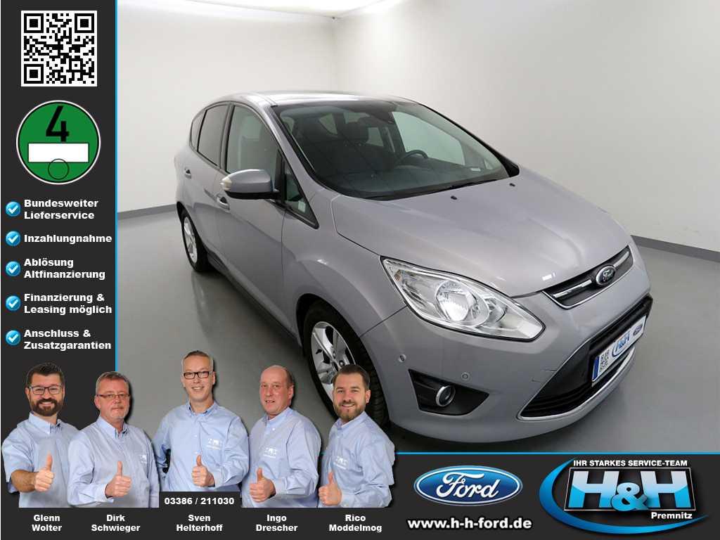Ford C-Max 1.0 EcoBoost Champions Edition, Jahr 2013, Benzin