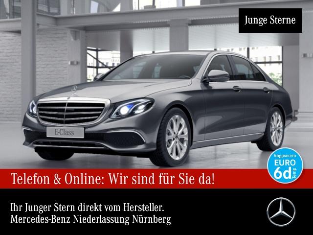 Mercedes-Benz E 400 d 4M Avantgarde Exclusive Stdhzg Multibeam, Jahr 2018, Diesel