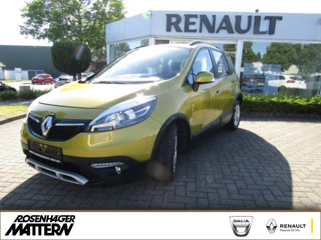 Renault Scenic X-MOD Paris dCi 110 FAP, Jahr 2014, Diesel
