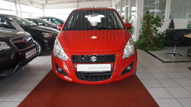 Suzuki Splash AUTOMATIK+SITZHEIZUNG+PDC+ALU Comfort, Jahr 2013, Benzin