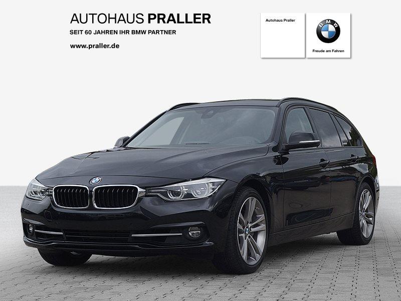 BMW 335d xDrive Touring Sport Line Head-Up HiFi DAB, Jahr 2017, Diesel