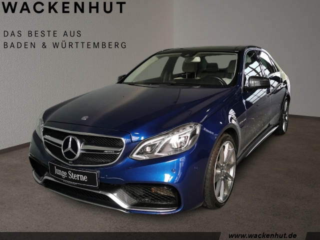 Mercedes-Benz E 63 AMG S 4M DRIVERS+KERAMIK+PANO+ILS+360+VERK., Jahr 2015, Benzin