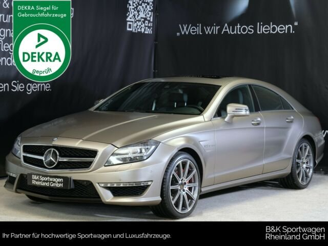 Mercedes-Benz CLS 63 AMG S 4-Matic DRIVERS/DESIGNO/SITZKLIMA, Jahr 2014, Benzin