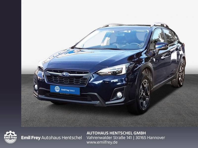 Subaru XV 2.0i Lineartronic Comfort Automatik, Jahr 2018, Benzin