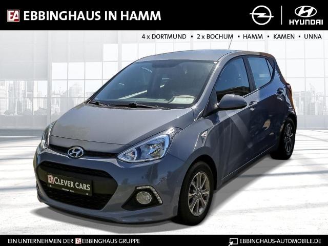 Hyundai i10 Intro Edition Klima,Sitz-Lenkradhzg,USB,AUX,Radio, Jahr 2013, Benzin