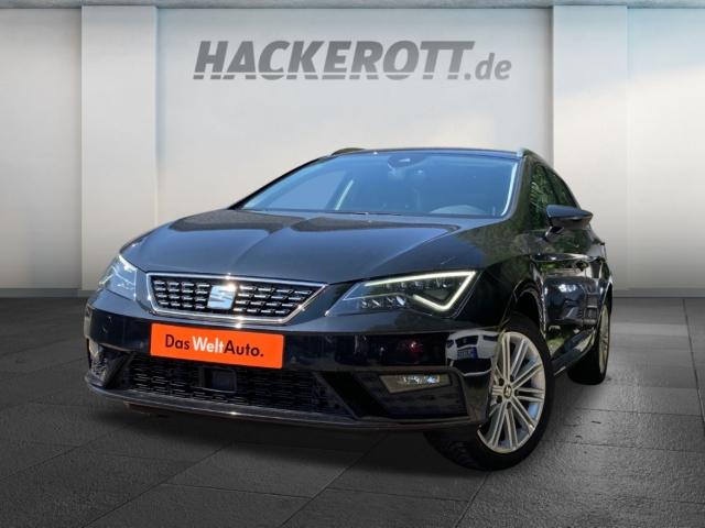Seat Leon ST Xcellence 1.5 TSI LED Navi Keyless Fernlichtass. PDCv+h LED-hinten LED-Tagfahrlicht, Jahr 2020, Benzin