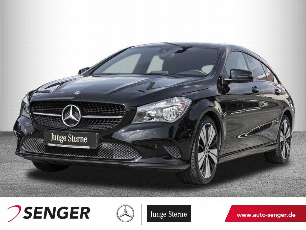 Mercedes-Benz CLA 200 SB *Urban*Panorama*Kamera*Navi*Night*PTS, Jahr 2017, Benzin