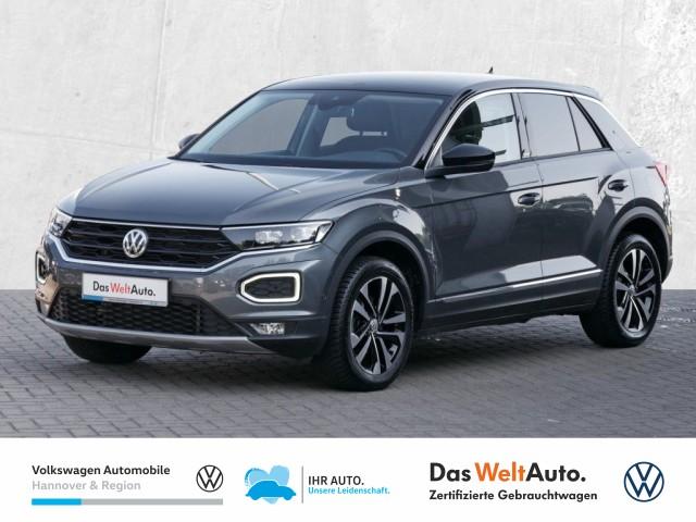 Volkswagen T-ROC 1.5 TSI DSG United Navi LED ACC PDC SHZ, Jahr 2020, Benzin
