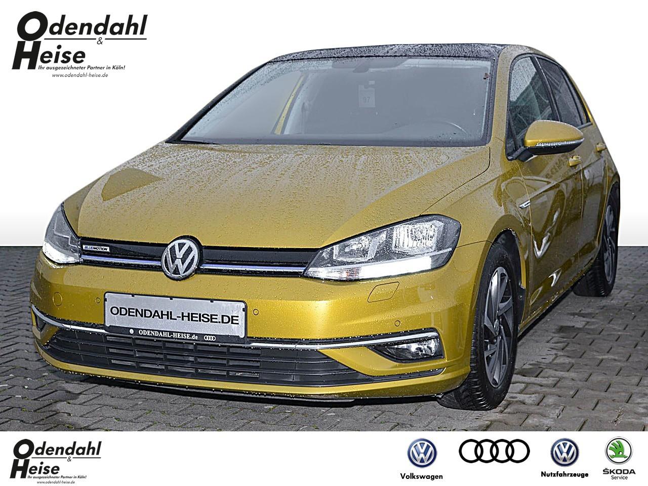Volkswagen Golf VII 1,5 l TSI SOUND Comfortline Klima Navi, Jahr 2018, Benzin