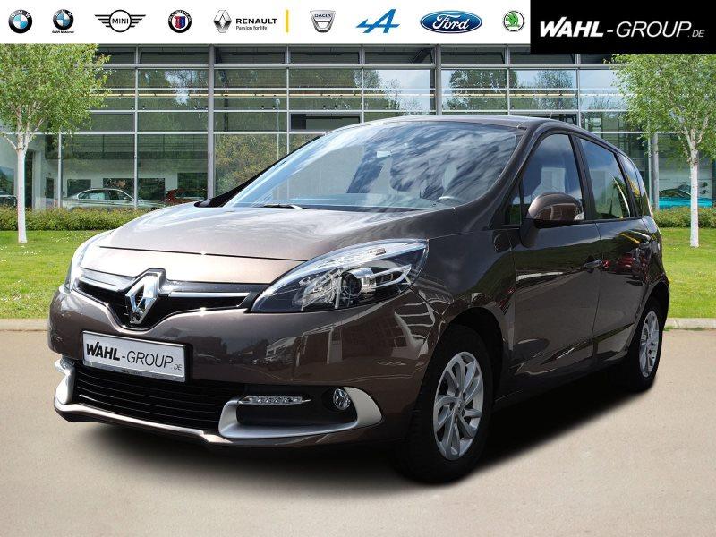 Renault Scenic III Paris Klimaaut. PDC, Jahr 2014, Diesel