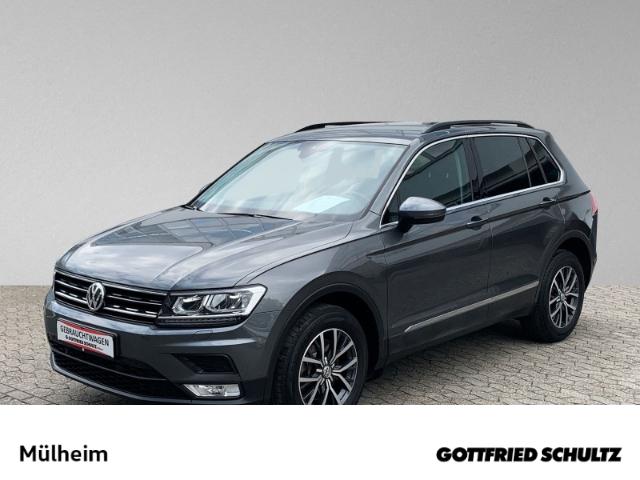 Volkswagen Tiguan 2.0 TDI 4MOTION DSG LED NAVI VIRT.COCKP, Jahr 2017, Diesel
