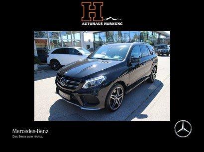 Mercedes-Benz GLE 450/43AMG 4M/Standh/LED/Head Up/Distr/Kamera, Jahr 2016, Benzin