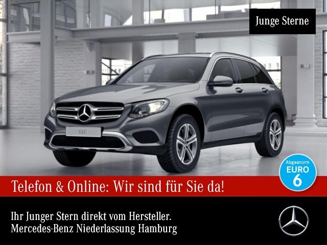 Mercedes-Benz GLC 250 d 4M Exclusive Navi PTS 9G Sitzh Chromp, Jahr 2017, Diesel