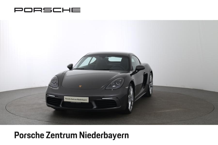 Porsche Cayman (718) | Tempolimitanzeige |, Jahr 2017, Benzin
