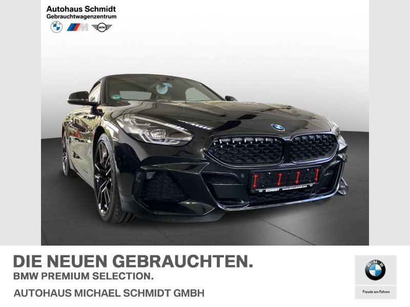 BMW Z4 sDrive20i M SPORTPAKET+LIVE COCKPIT+LORDOSE+TEMPOMAT+, Jahr 2019, Benzin