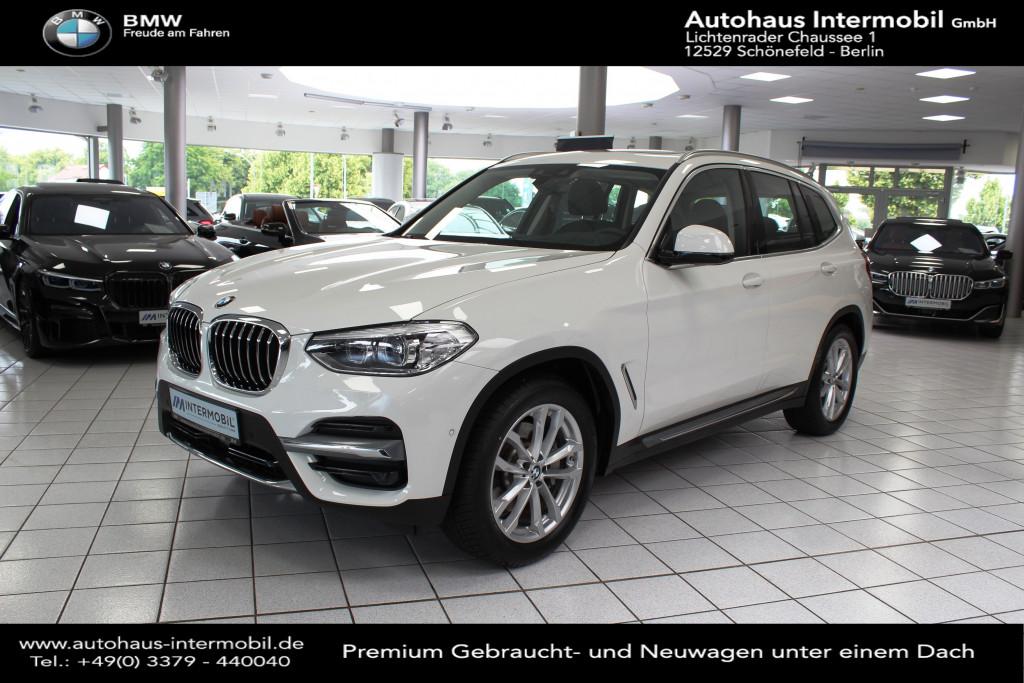 BMW X3 xDrive 30 i Luxury Line*Pano*Leder*H-Up*Cam*, Jahr 2020, Benzin