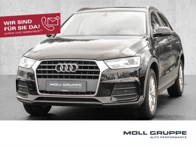 Audi Q3 1.4 TFSI S tronic NAVI DAB ALU, Jahr 2017, Benzin
