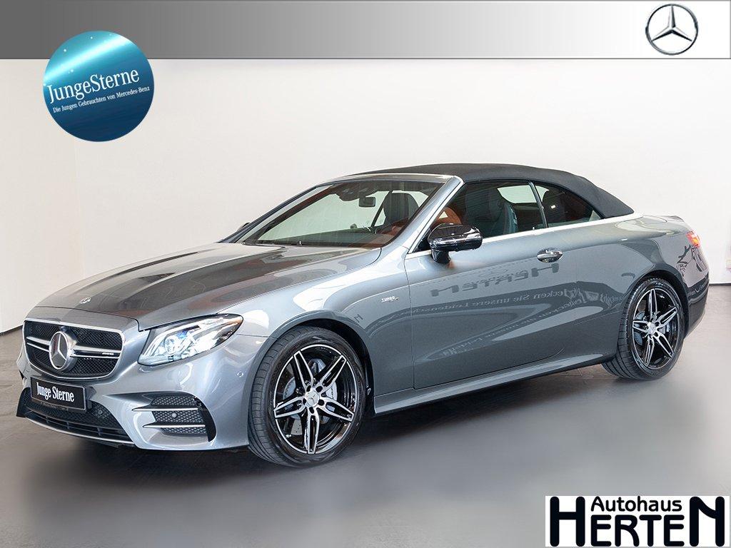 Mercedes-Benz Mercedes-AMG E 53 4M+ Cabrio Fahrassistenz-P., Jahr 2019, Benzin