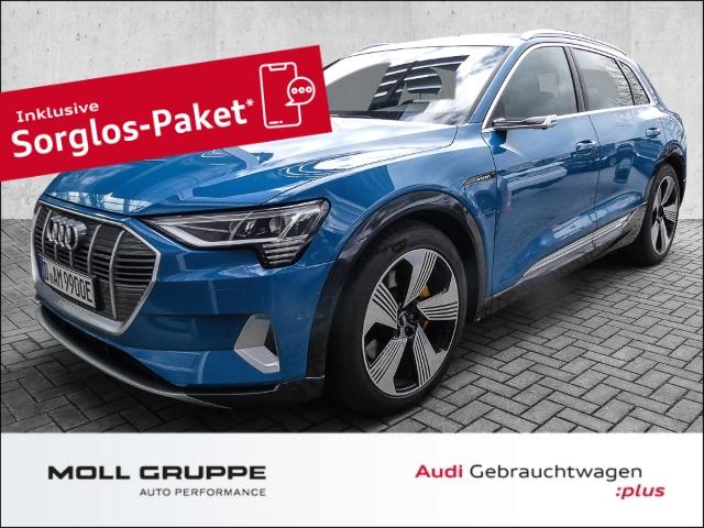 Audi e-tron advanced 55 quattro Panoramadach*Leder*LED, Jahr 2020, Elektro