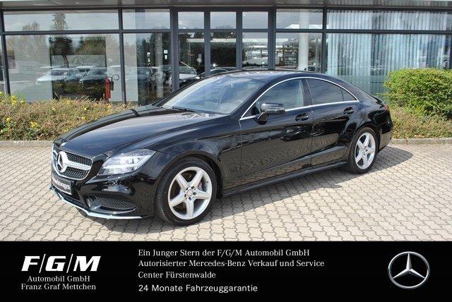 Mercedes-Benz CLS 350 d AMG/Comand/LED/H&K/R-Kamera/Airmatic, Jahr 2015, Diesel