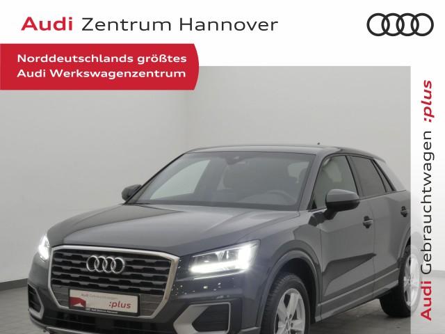 Audi Q2 1.4 TFSI sport, virtual, ACC, LED, Navi, Jahr 2017, Benzin