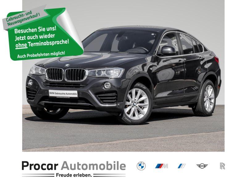BMW X4 xDrive20d Advantage HK HiFi Xenon Tempomat, Jahr 2017, Diesel