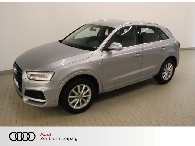 Audi Q3 2.0 TDI design *S tronic*LED-Paket*BT*SHZ*, Jahr 2017, Diesel