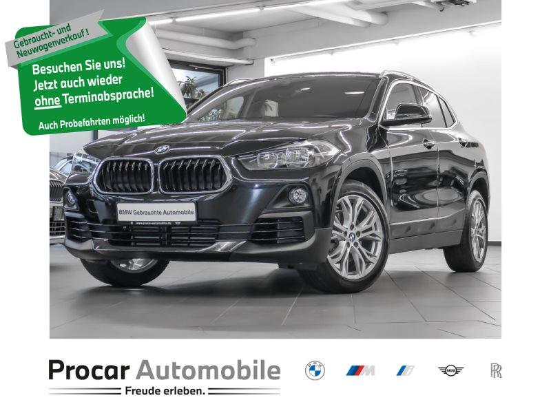 BMW X2 sDrive18i Aut. Navi Pano 18 DAB H&K Sound, Jahr 2018, Benzin