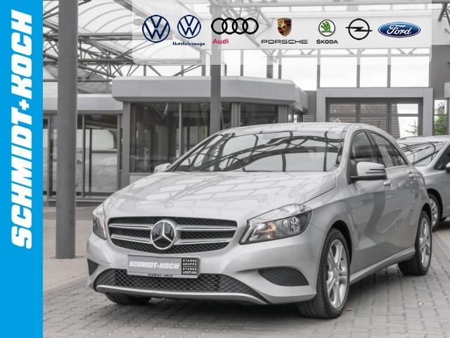 Mercedes-Benz A 180 BE Urban Sitzhzg. RÃckfahrk. BT Klima, Jahr 2012, Benzin