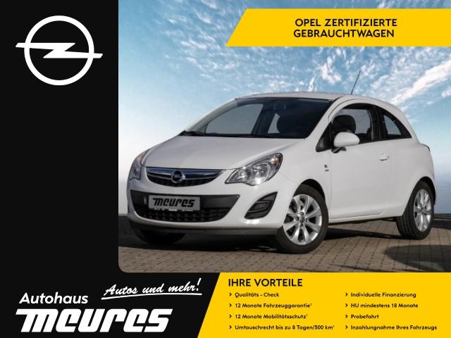 Opel Corsa Active 1.2 TEMPOMAT KLIMA ALU RADIO-CD MP3 -, Jahr 2013, Benzin