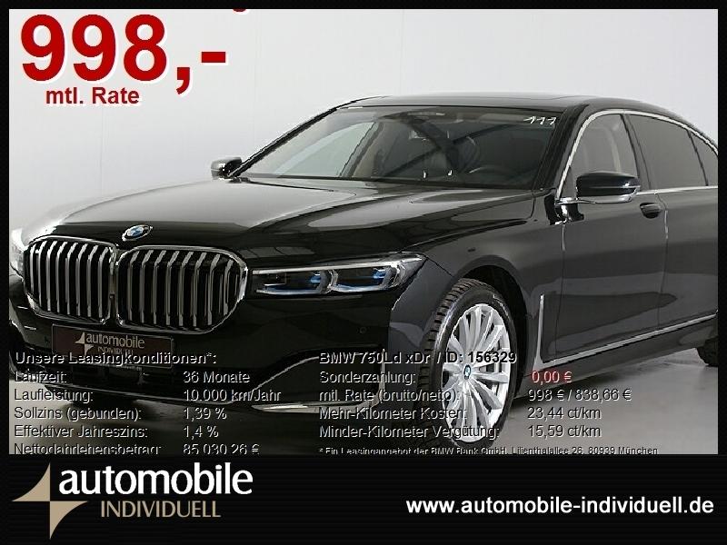 BMW 750 finanzieren